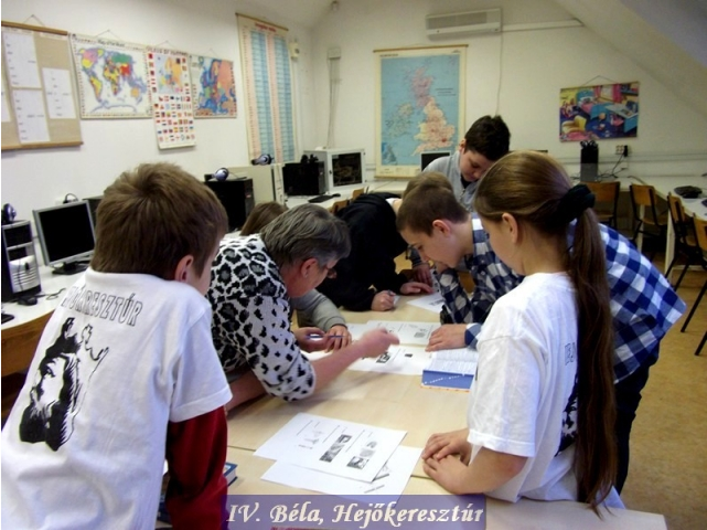 Innovative educational programme in Hejőkeresztúr